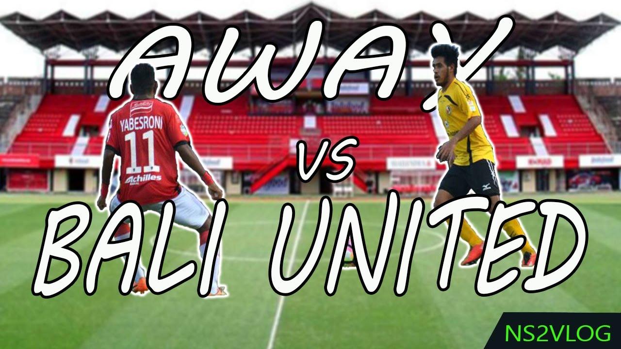 Ns2vlog Bali United Vs Semen Padang Fc Youtube