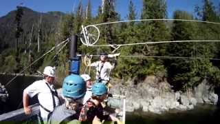 West Coast Wild ZipLine 2013