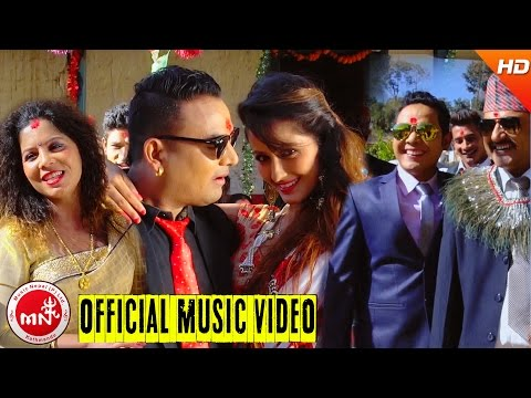 New Panchebaja Song 2016/2073 | Tyankuti Tyankuti Jhai - Badri Pangeni & Sakuntala Thapa