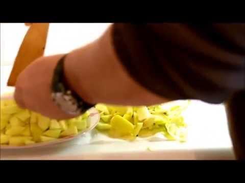 recette-cookeo-diététique-compote-pommes-ananas