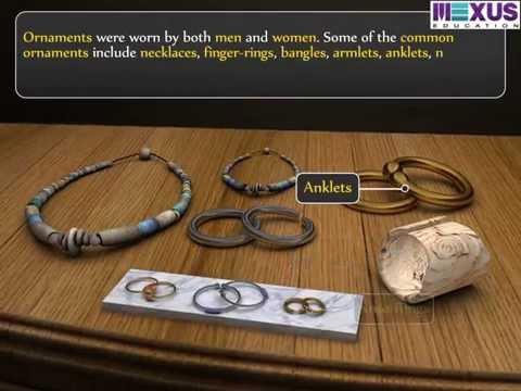 The Harappan Civilization:Arts and Crafts -ikenschool