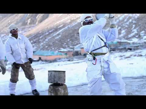 Yeh Ghazi - Tribute to Siachen Warriors - Pakistan Army