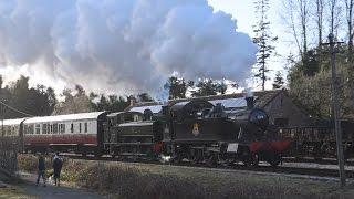 South Devon Railway - Branch Line Gala 2015