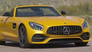 2017 Mercedes-AMG GT C Roadster thumbnail
