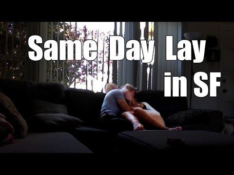 Same Day Lay In San Francisco (German Edition)