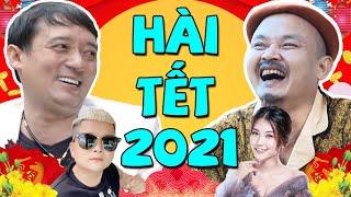 Hài Tết 2021 Mới Nhất | Mất Vợ Vì Rượu 2 | Phim Hài Chiến Thắng, Xuân Nghĩa, Cu Thóc,...