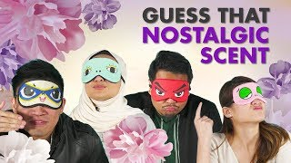 Malaysians Guess Nostalgic Scents | Presented by GLADE