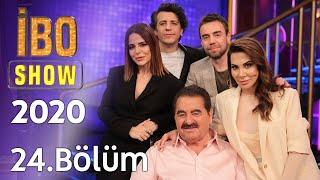 İbo Show 2020-2021 24. Bölüm (Konuklar: Ebru Yaşar & Simge Sağın & Murat Dalkılı