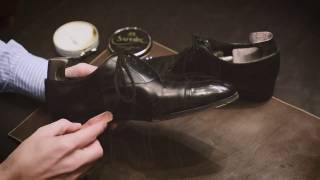 How to Treat Your Shoe's Welts & Edges