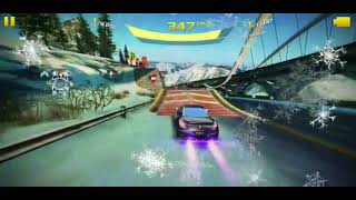 Asphalt 8 The Two Bridge Tricks in Alps