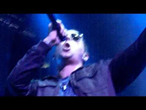 Avenged Sevenfold -Nightmare live in Charlotte NC part 2.MOV