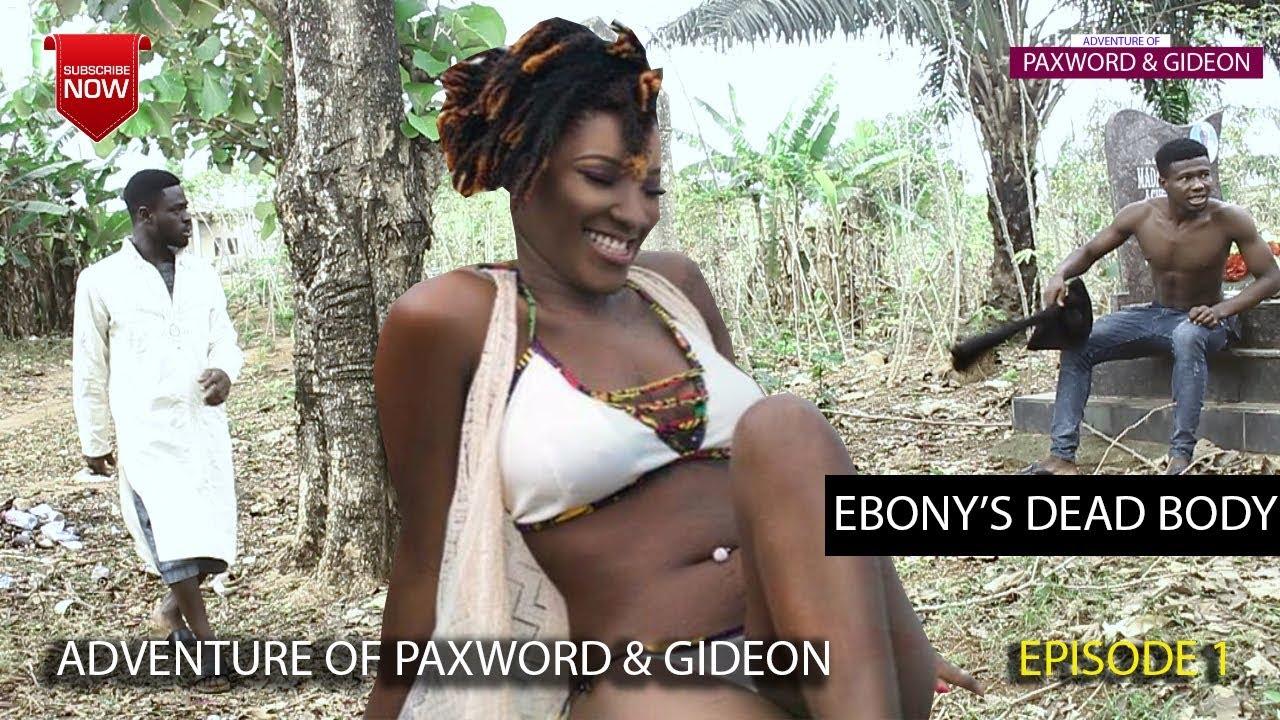 Ebony the body