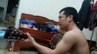 Liên khúc say rượu guitar