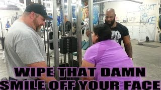 Wipe That Damn Smile Off Your Face Ft Ct Fletcher, Big J, Furious Pete & Big Rob