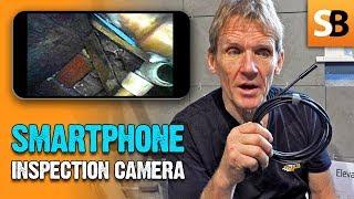 WiFi Endoscope Inspection Camera - Depstech WF010