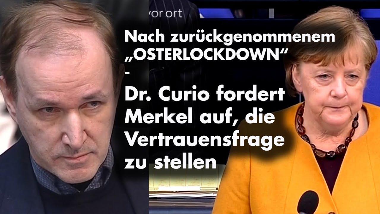Frage an Kanzlerin Merkel zum hohen Migrantenanteil unter Corona-Intensivpatienten