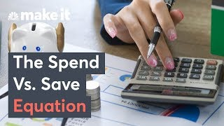 How To Calculate What To Save And What To Spend