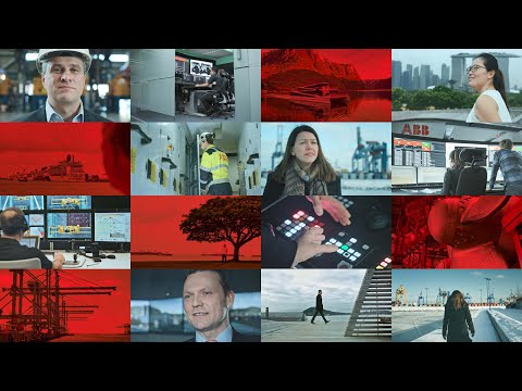 ABB Marine & Ports: Let's write the future. Together