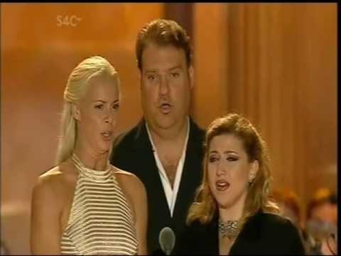 """""""Soave sia il vento"""" Così fan tutte - Rancatore, Ernman, Terfel 2004"""