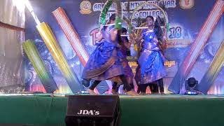 OVM TV ( Online Video Message TeleVision) vanakkam vanakkam dance