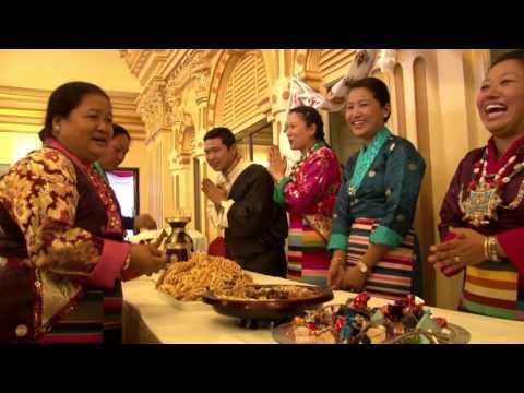 Lhakpa Ongchu and Parul Limbu Sherpa