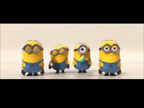 Chansons Banana des minions