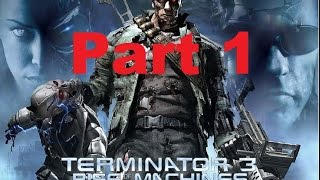 Terminator 3: Rise of The Machines (PS2) - Part 1
