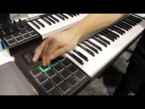 Guitar Center New from NAMM - Alesis V49 & VI49 Keyboards