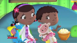 Lambie's Lament | The Doc Files | Doc McStuffins | Disney Junior UK