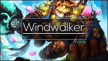 Legion - Windwalker Monk | Full DPS Guide 7.3.5 [Basics PvE]
