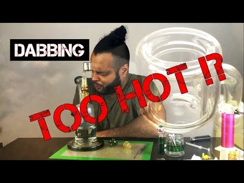 FAT Combo DAB - HOW TO GET THE RIGHT TEMP?!