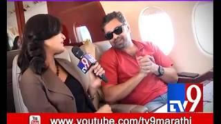 तुला पाहते रे  सुबोध भावेसोबत चार्टर्ड प्लेनची सफर  Tula Pahate Re TV9