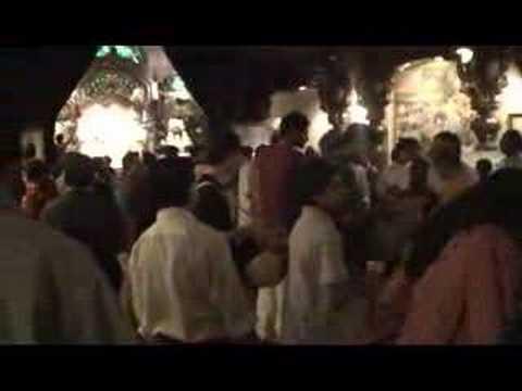 NY Eve Bhajan - Midnight Arati and Kirtan - 10/16