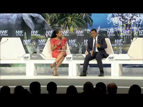 NYFA 2014 - Christine KELLY & Daniel ONA ONDO In Conversation [In English]