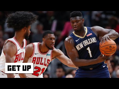 The Pelicans struggled with Zion on the floor – Jalen Rose   Get Up