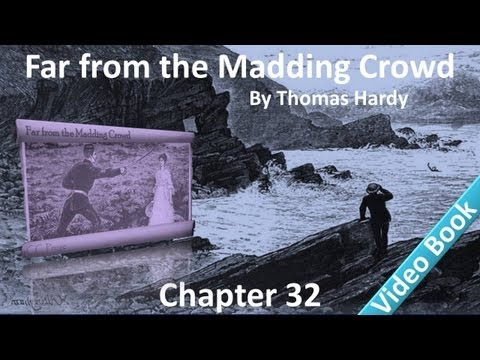 Chapter 32 - Far from the Madding Crowd by Thomas Hardy - Night - Horses Tramping