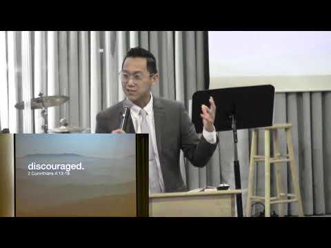 Discouraged (2 Corinthians 4:13-18) Bryant Soong 2017-11-19 HOC3 sermon