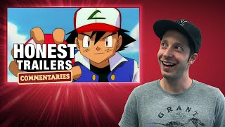 Honest Trailers Commentary | Pokemon: The First Movie