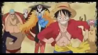 intro 2 ova One Piece x Dragon Ball x Toriko