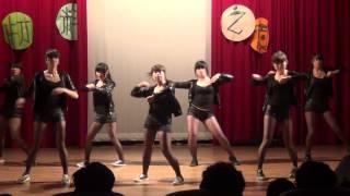 2013清大材料之夜-女舞