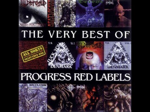 Various Artists - The Very Best Of Progress Red Labels (Progress Records) [Full Album]