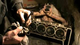 Сборка капитального ремонта двигателя ВАЗ 2107