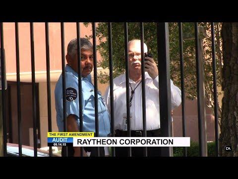 First Amendment Audit - Raytheon Dallas Campus