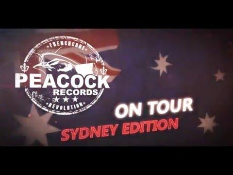 SHN & BKJN Presents Peacock Records On Tour