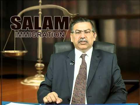 Salam Immigration Show 29/08/15
