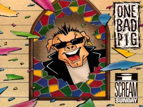 One Bad Pig - I Scream Sunday (Full Album)