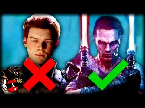 Jedi Fallen Order is a 'WASTED OPPORTUNITY' - Star Wars Jedi: Fallen Order
