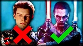 """Jedi Fallen Order is a """"WASTED OPPORTUNITY"""" - Star Wars Jedi: Fallen Order"""
