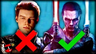 "Jedi Fallen Order is a ""WASTED OPPORTUNITY"" - Star Wars Jedi: Fallen Order"