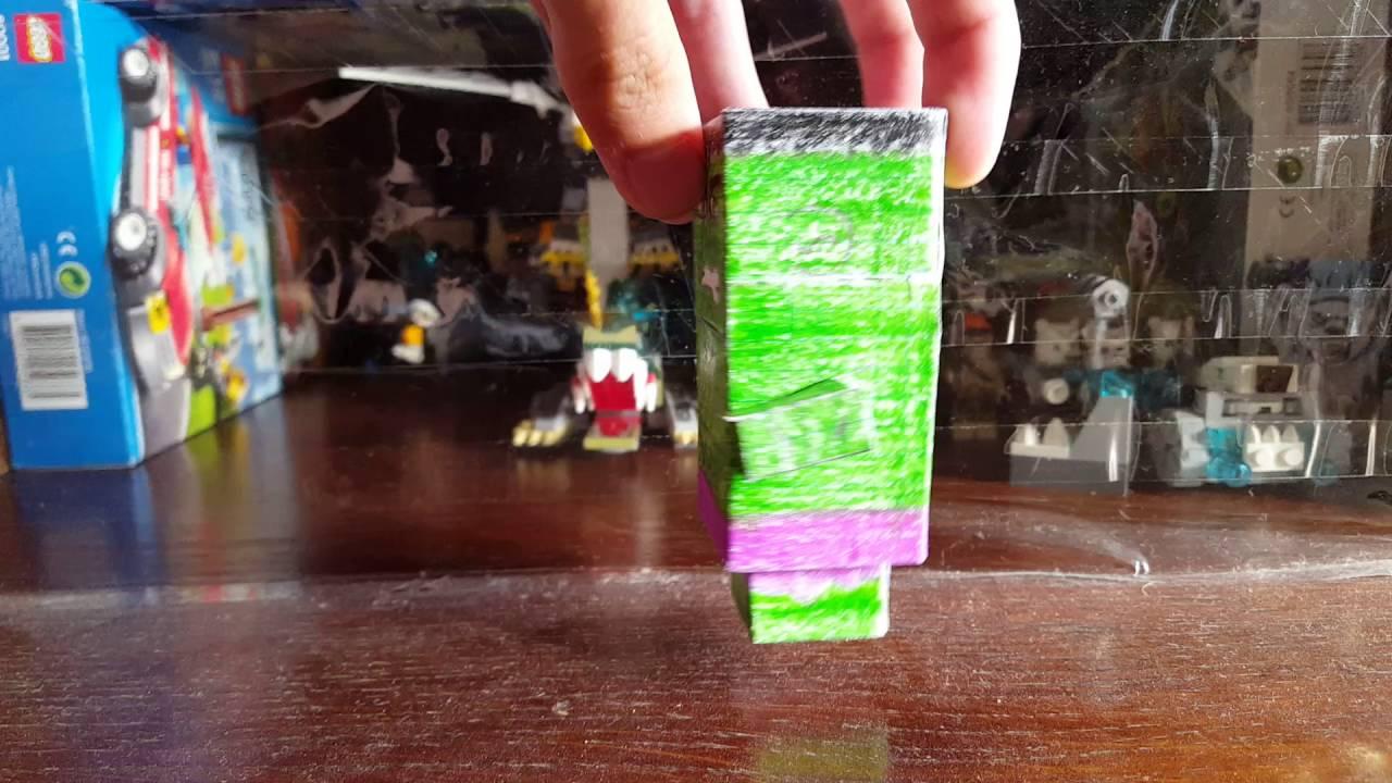 Как сделать халка из бумаги фото 626